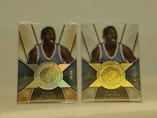 2014-15 SPx Finite Legends Michael Jordan Basketball Card /799 & Radiance /99