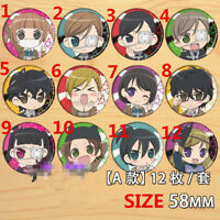 T1013 Anime Axis Powers Hetalia badges Pins Schoolbag Backpack Decorate A