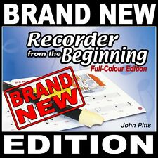 More details for recorder from the beginning - learn how to play recorder children's book - h4