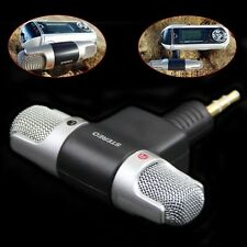 Portable Mini Voice Mic Microphone for Recorder PC Laptop MD VoIP MSN Skype GT