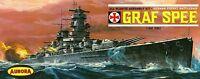 Aurora Graf Spee German Battleship Navy Model Kit Sticker or Magnet