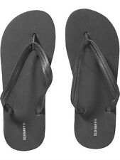 NWT Mens FLIP FLOPS Old Navy Sandals SIZE 10-11 DARK GRAY Casual Shoes