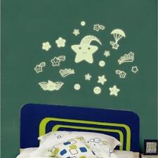 SUM YURI Glow In The Dark Stars & Dots Wall Stickers Home Art Decor Wall Decorat