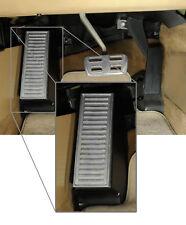 1997-2013 Corvette Aluminum Dead Pedal Cover 606161