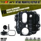 Intake Manifold for Chevy Silverado GMC Sierra C/K 1500 Oldsmobile with Gasket