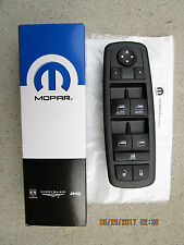 11 - 12 DODGE CHARGER SE SXT R/T SRT8 MASTER POWER WINDOW SWITCH NEW 56046823AE