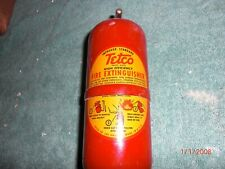 VTG Original Auto Car Truck Tool Box Chevy Ford Dodge Fire Extinguisher Old 50s