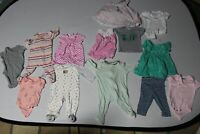 Lot of 13 3-6 Designer Baby Girls Clothes Baby Boden & Other Brands