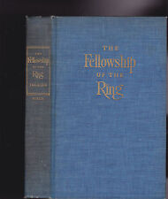 THE FELLOWSHIP OF THE RING. J. J. TOLKIEN. 16th Impression. Houghton Mifflin.