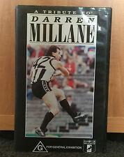 A TRIBUTE TO DARREN MILLANE - 1992 VHS