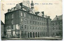 CPA - Carte Postale - Belgique - Mons - Ecole des Mines - 1905 (DG15200)