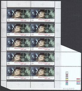 Bund 2654 KB ** Kleinbogen mit Bogenumschlag,markant verschnitten mit Fotobefund