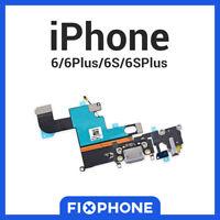 CONNECTEUR DE CHARGE IPHONE 6 / 6 PLUS / 6S / 6S PLUS NAPPE DOCK FLEX GRIS BLANC