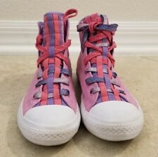 Converse Junior CTAS Loopholes 654238C Sneakers Shoes Icy Pink Size US 3