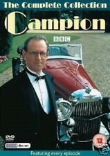 Campion Complete Collection Series 1-3 (DVD)~~Every Episode~~Peter Davison~~NEW