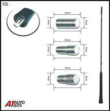 Radio/Stereo Universell Flexible Gummi Antennenmast Antenne Bienenstich 41cm