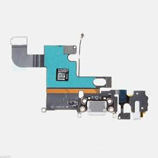 USA Charging Charger Port Dock Headphone Jack Mic White Flex Cable for Iphone 6