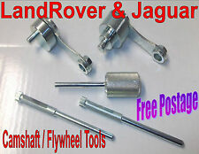 LAND ROVER & JAGUAR LOCKING TIMING KIT CAMSHAFT FLYWHEEL SET KIT *Free Case*