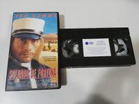 Soldat de Fortuna Van Damme VHS Kassette Tape Spanisch