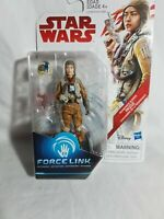 Star Wars Force Link Paige (Resistance Gunner)  Figure Hasbro 2016 Aus Seller