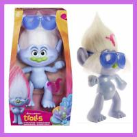 Dreamworks Trolls Coolest Celebrity in Town Glitterific Guy Diamond Doll - Blue