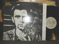 PETER GABRIEL 3 Melt orig Vinyl LP Record Games Without Frontiers '80 genesis
