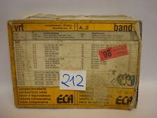 LIBRO - BOOK. TABLA COMPARATIVA ECA. TABLA DE REFERENCIA ECA.  COD$*212