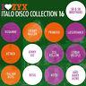 CD Zyx Italo Disco Collection 16 di Various Artists 3 CD