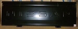 COMPLETE TAIL GATE TAILGATE + HINGES FIT DATSUN NISSAN 720 UTE PICKUP