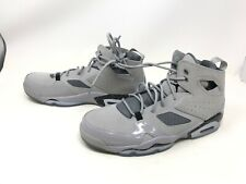 Mens Jordans (555475-003)  FLIGHT CLUB 91 Grey Sneakers Size 9.5 (406M)