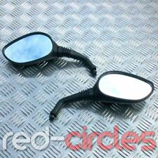 50cc 125cc UNIVERSAL CHINESE SCOOTER WING MIRRORS PAIR YIYING PULSE SCOUT PART