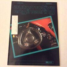 Automotive Engineering Magazine Aluminum Composites May 1991 061517nonrh