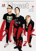 UPSET MAGAZINE - blink-182, Of Mice & Men, The Faim, Counterfeit. + more