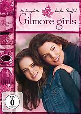 DVD GILMORE GIRLS STAFFEL 5, , Used; Acceptable DVD