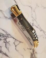 ancien couteau CALMELS A LAGUIOLE, 3 PIECES