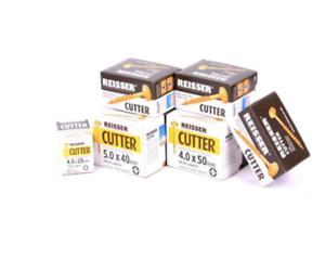 Reisser Cutter Wood Screws Mega Pack Box Bundle of 1200