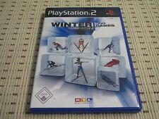 RTL Winter Games 2007 für Playstation 2 PS2 PS 2 *OVP*