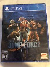 Fuerza de Salto -- Standard Edition (Sony PlayStation 4/ps4, 2019) Nueva Sellado
