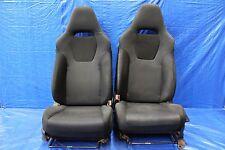 2008 SUBARU IMPREZA WRX SEDAN TURBO OEM LH RH FRONT SEATS PAIR ASSY GV7 #2266