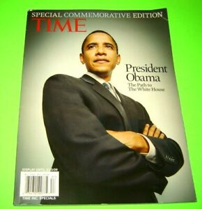 TIME: Special President Obama : The Path to the White House