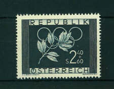 Austria 1952 Olympic Games - Oslo stamp Mint. Sg 1233.