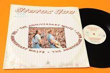 """STATUS QUO 12"""" THE ANNIVERSARY WALTZ ORIGINALE 1990 EX+"""