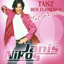 Janis Nikos Tanz den Flamenco del amore (2002)  [Maxi-CD]
