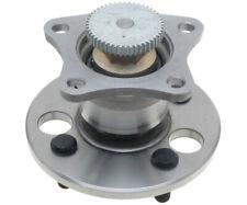 Wheel Bearing and Hub Assembly-4-Wheel ABS Rear Raybestos 712019
