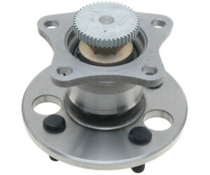 Wheel Bearing and Hub Assembly-R-Line Rear Raybestos 712019