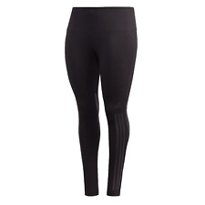 Adidas W St GLAM Tight Ladies Fitness Pants Leggings Joggers Large Sizes New
