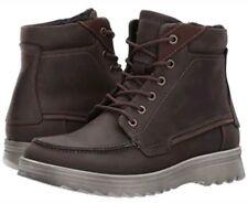 ECCO Mens Darren Mid Cut Hydromax Waterproof Boot, Coffee 43 EU / 9 - 9.5 M US