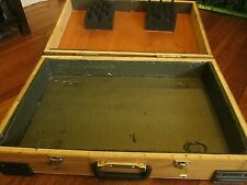 More details for handmade  carry  hard case  for roland mc 505 groovebox - free p&p