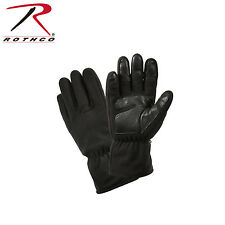 Rothco 3470 Micro Fleece All Weather Gloves - Black