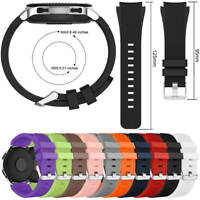 Soft Silicone Sport Band Strap Loop for Samsung Galaxy Watch SM-R810 42MM